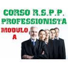 Corso di formazione in aula per RSPP - Modulo A (Base) 28 ore