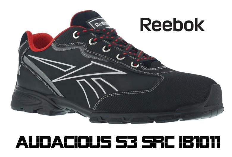 Scarpe antinfortunistiche da lavoro Reebok AUDACIOUS S3 SRC IB1011 e0def879352