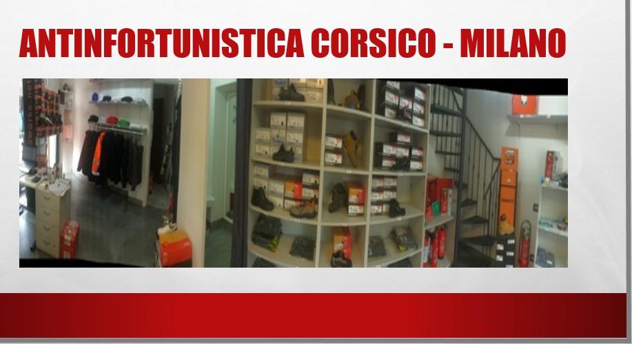 Antinfortunistica Corsico - Milano