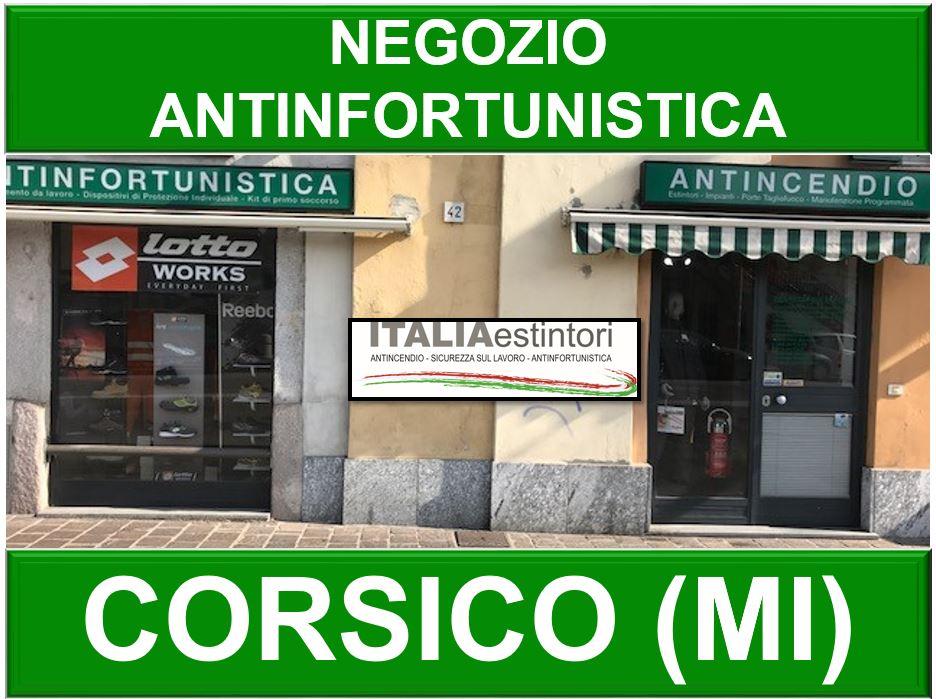 Il nostro speciale negozio di antinfortunistica a Milano