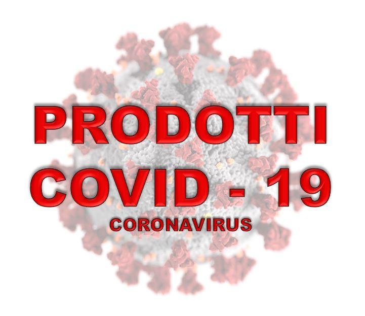 Prodotti per la protezione aziendale Covid-19