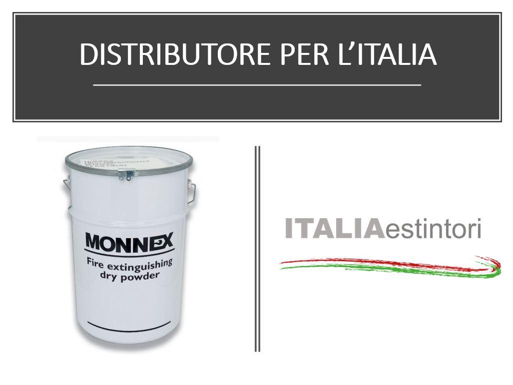 Monnex™ - La polvere antincendio per i professionisti del settore