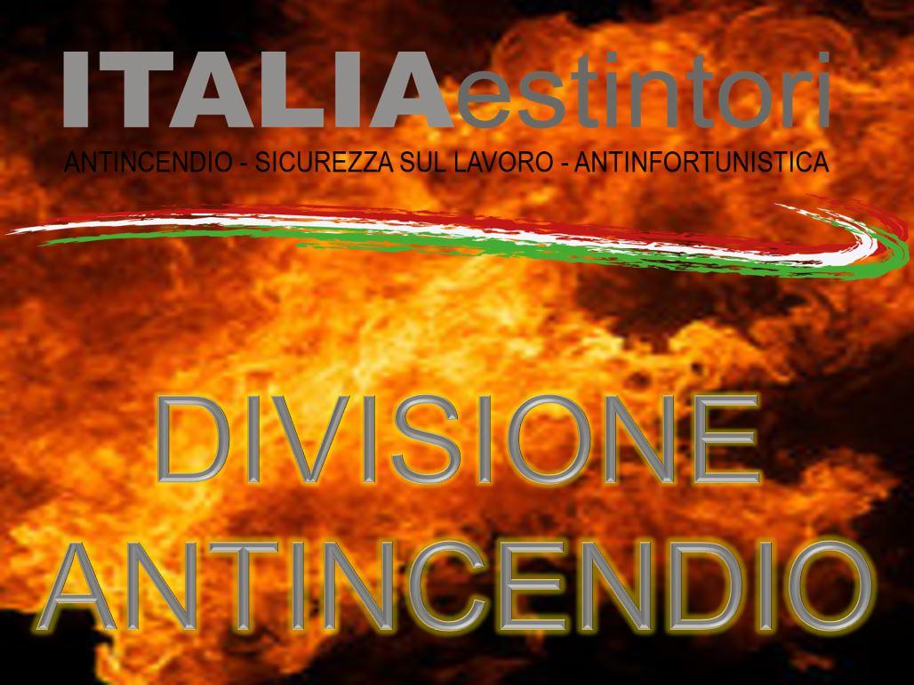 La Divisione Antincendio di Italia Estintori