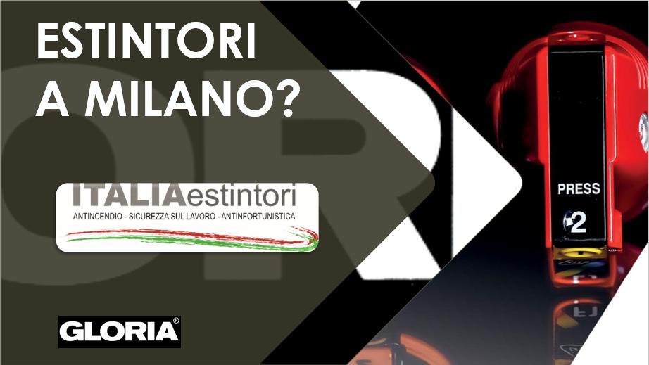 Estintori a Milano?