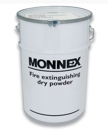 Polvere antincendio Monnex™: davvero speciale!