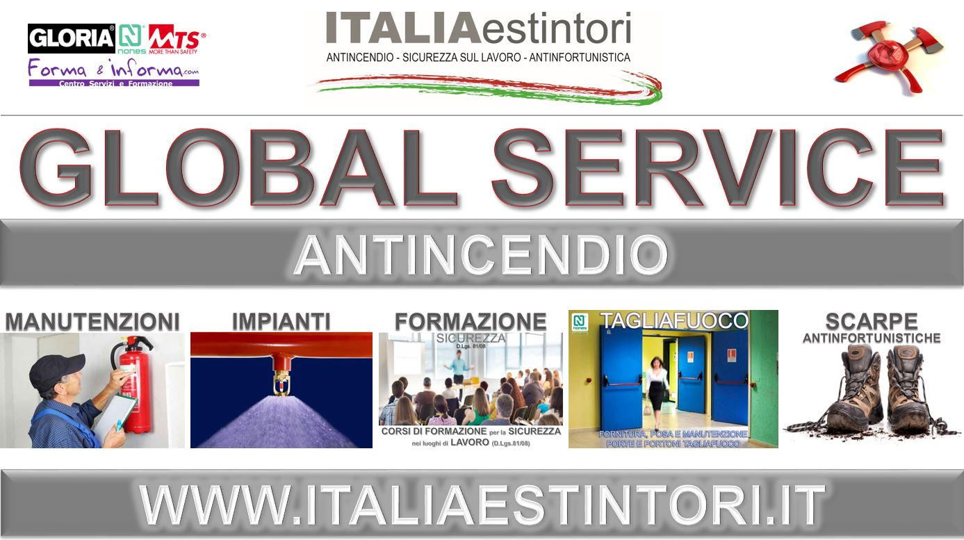 Global Service antincendio