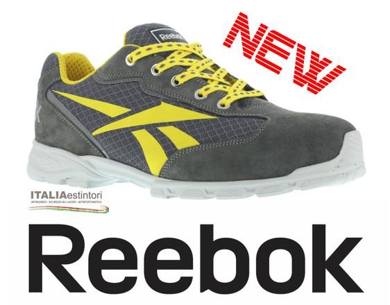 Nuove scarpe antinfortunistiche REEBOK WORK