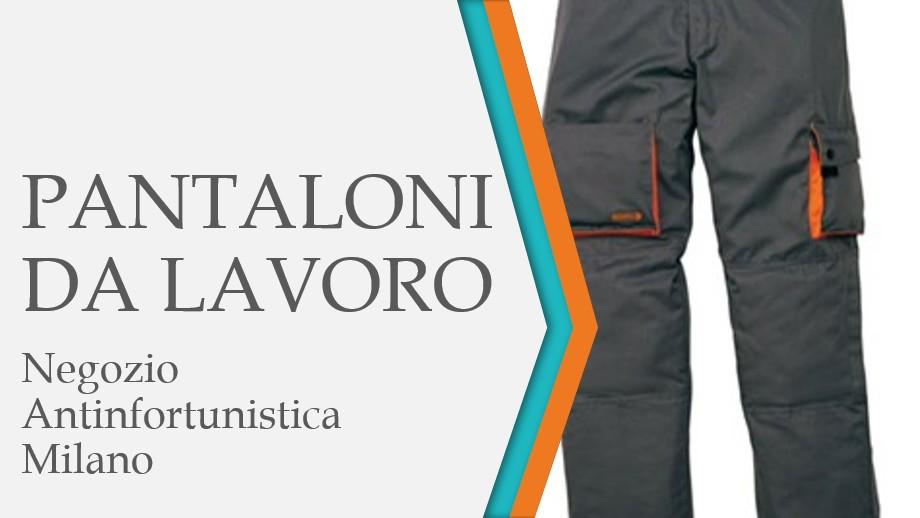 Pantaloni da lavoro Milano