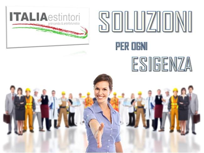Vendita di estintori: perchè scegliere Italia Estintori?