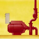 Manutenzione programmata per stazioni di pompaggio antincendio