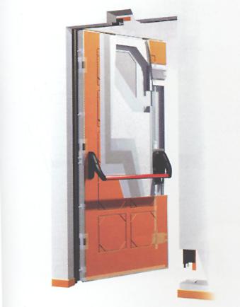 Porte tagliafuoco blindate: protezione antincendio e anti intrusione