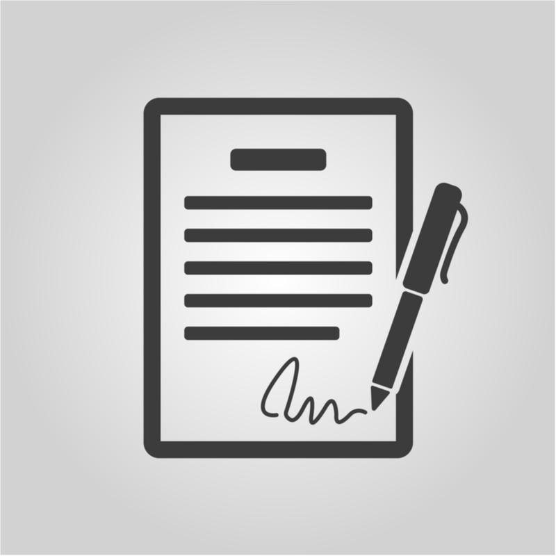 Manutenzione degli estintori: il cartellino