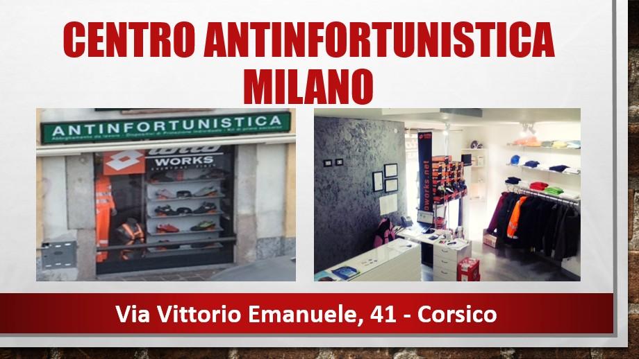 Cerchi un centro antinfortunistica a Milano?