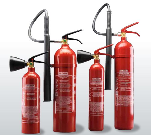 Caso di studio: incendio con gasolio e utilizzo di estintori a CO2