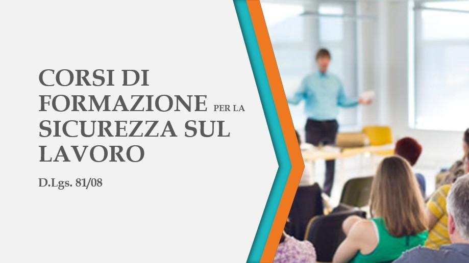 Aggiornamenti corsi sicurezza Corsico - Milano