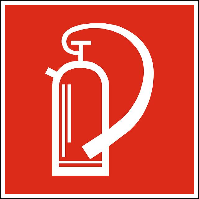 Estintori a schiuma per incendi di idrocarburi