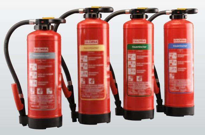 Estintori a schiuma: come e su quali classi di fuoco agiscono