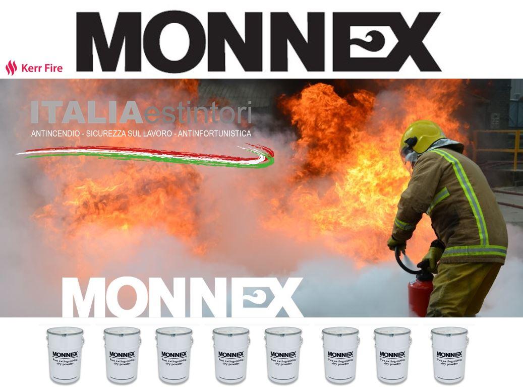 Polvere antincendio Monnex™ BCE