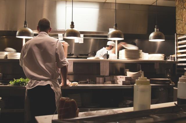 Estintori a schiuma Gloria classe F per ristoranti, cucine e mense