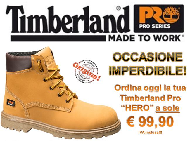 Scarpe antinfortunistiche Timberland PRO® a Corsico - Milano