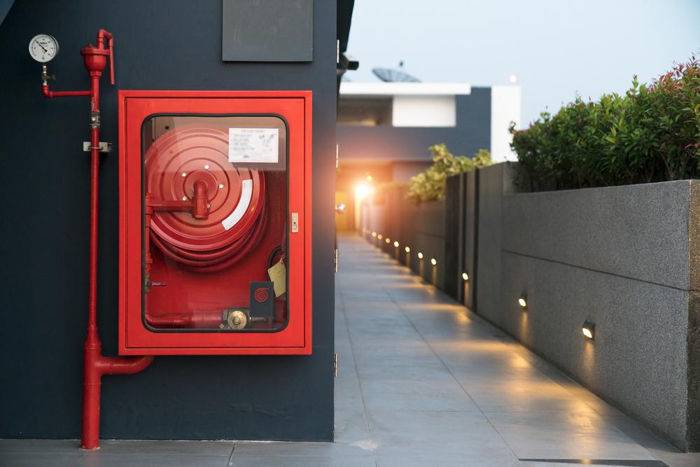 Naspi antincendio: caratteristiche e dettagli